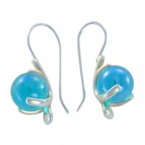Pee Wee Lily Earrings