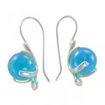 Pee Wee Lily Earrings