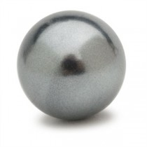 Dove Grey Faux Pearl Gem Marble