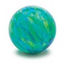 Green Opal Gem Marble