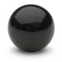 Obsidian Gem Marble