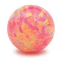 Pink Opal Gem Marble