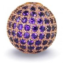 Purple Pavé